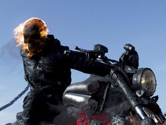 """Ghost Rider: Spirit of Vengeance"""