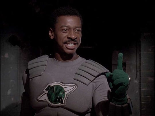 """The Meteor Man"""