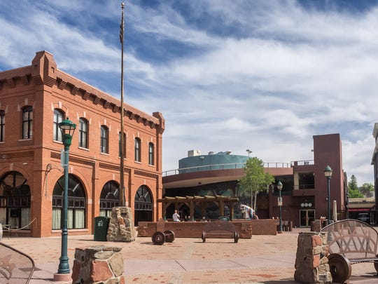 3. Arizona: Flagstaff     • 2010-2016 increase in concentrated poverty:  +13.6 ppts (0.0% to 13.6%)     • 2010-2016 increase in concentrated poverty:  +3,823 people (0 to 3,823)     • 2010-2016 avg. annual GDP growth:  +0.9% (Arizona: +1.7%)     • Unemployment:  14.0% (poor neighborhoods) 7.5% (all other)     Two neighborhoods in the Flagstaff metro area crossed the extreme poverty threshold -- a poverty rate of at least 40% -- between 2010 and 2016. Some 13.6% of Flagstaff's 28,200 poor residents live in those two neighborhoods, higher than the national concentrated poverty rate of 11.6% yet far less than Arizona's concentrated poverty rate of 21.7%.     As is the case in most metro areas on this list, economic growth has been slow in Flagstaff. From 2010 to 2016, Flagstaff's economy grew at an average annual rate of just 0.9%, below the comparable growth rates statewide of 1.7% and nationwide of 2.0%.
