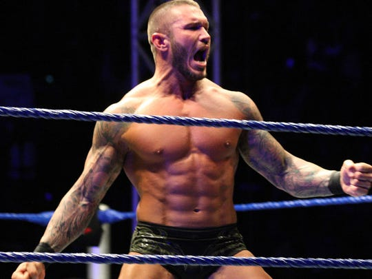 "Randy Orton was defeated by Rey Mysterio at ""WWE Crown Jewel."" Orton responded by attacking Mysterio, injuring his midsection prior to his next match in the World Cup Tournament."