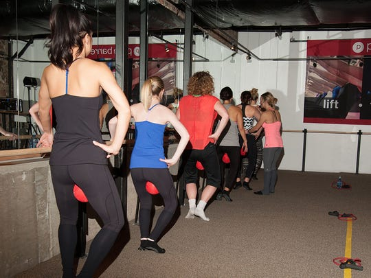 820b481c75d55 2005: Barre     Barre is a ballet-inspired workout that can be  traced back to 1959. It was initially used as a way to keep dancers limber  and in ...
