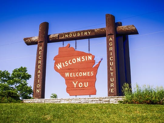 Wisconsin's 2015 state health spending was $1,845 per capita ($10.6 billion).