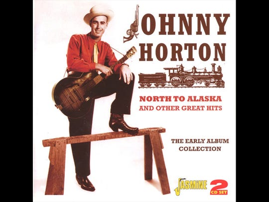 Johnny Horton has the best song about Alaska.
