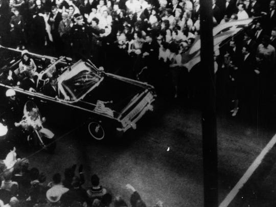 1963: JFK Assassinated