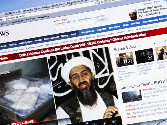 2011: Bin Laden Killed