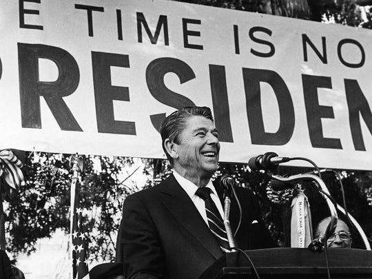1980: Reagan Elected