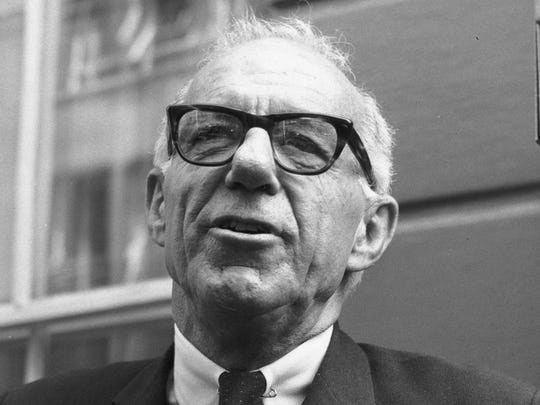 Benjamin Spock is one of the most famous people named