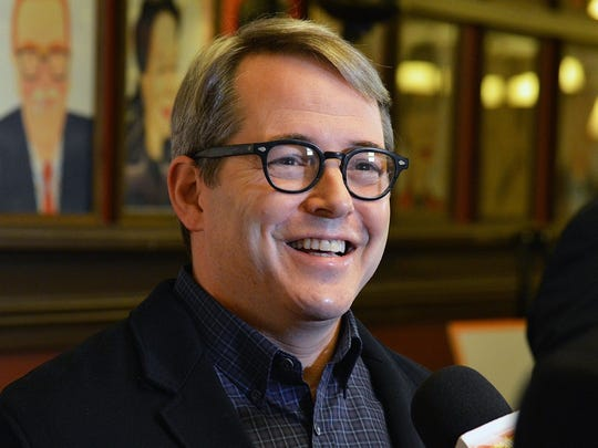 Matthew Broderick is one of the most famous people