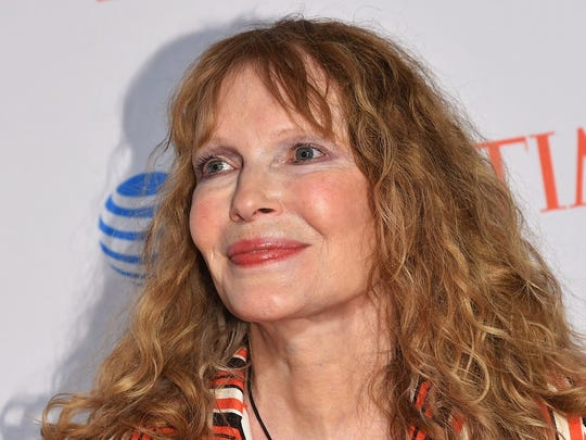 Mia Farrow is one of the most famous people named Mia.