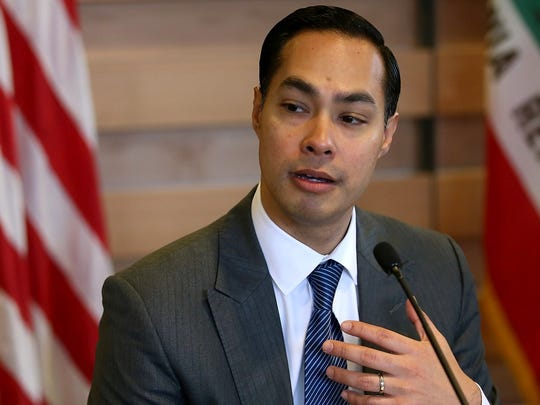Julian Castro is one of the most famous people named