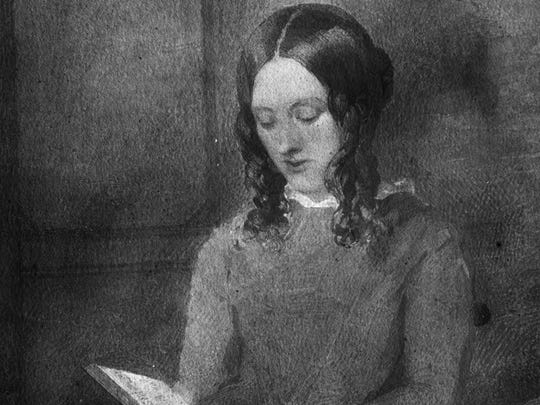 Charlotte Bronte is one of the most famous people named
