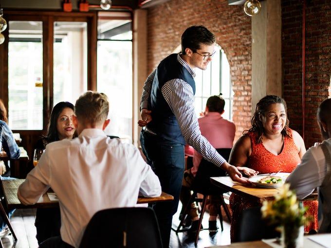 50 highest grossing restaurants in america