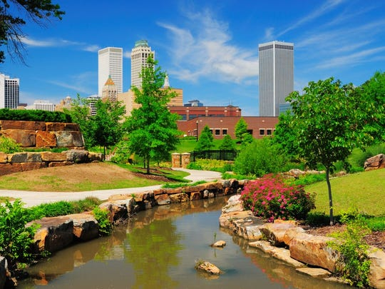 3. Tulsa, OK     • Per capita income growth in 2016:  -7.8%     • 5 yr. per capita income growth:  6.8%     • Per capita income:  $50,151     • May 2018 unemployment:  4.0%     Per capita income fell by 7.8% in the Tulsa metro area in 2016, one year after it dropped by 8.5%. These precipitous drops were not enough to offset earlier income gains since the Great Recession, and the five-year income growth remains positive. Currently, Tulsa's income per capita of $50,151 is 6.8% higher than it was half a decade ago.     By some measures, Tulsa's economy has recovered considerably in recent months. While the unemployment rate in Tulsa was at 5.2% as recently as August 2016, the share of unemployed workers in the metro area since fallen to 4.0%