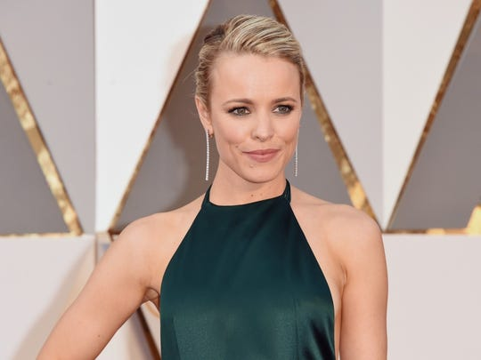 "6. Rachel McAdams     • Age:  39     • Acting credits:  36     • Wikipedia page views (1 yr.):  4.1 million     • Best known for:  The Notebook, Mean Girls, Red Eye     McAdams hails from Canada and her American film breakthrough came in her portrayal of a vindictive girl in ""Mean Girls"" in 2004. McAdams had a starring part in ""The Notebook"" and took a comedic turn in ""The Wedding Crashers,"" which was a box-office success. After appearing in thrillers such as ""Red Eye"" and Woody Allen's fantasy ""Midnight in Paris,"" McAdams received her first Oscar nomination in 2015 for her role as an investigative journalist in ""Spotlight."""