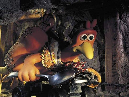 """""""Chicken Run"""""""