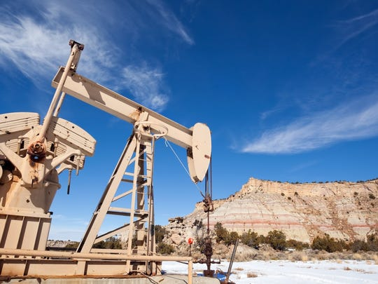 New Mexico: Oil and gas extraction     • Industry GDP contribution:  $7.1 billion (8.2% of total)     • Industry workforce:  4,711 (0.6% of total)     • 5 yr. Industry GDP change:  +47.7%     • Avg. industry salary:  $104,394     New Mexico, home to two of the nation's largest oil fields, is the sixth largest oil producing state, churning out about 500,000 barrels a day -- more than double its 2009 production levels. The industry's economic output totalled $7.1 billion in 2016, a 47.7% increase from five years prior.     Because oil and gas extraction is the New Mexico's largest industry, the collapse in oil prices that lasted from 2014 through 2016 had broad economic implications for the state. The industry contracted by nearly 10% in the state from 2015 to 2016. Partially as a result, the state's total GDP declined by 0.1% over the same period.