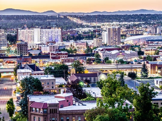 Spokane-Spokane Valley, Washington