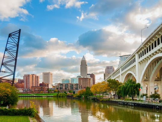 In Cleveland, Ohio, you will need a salary of $30,809 to buy a median-priced house with a 20 percent down payment.