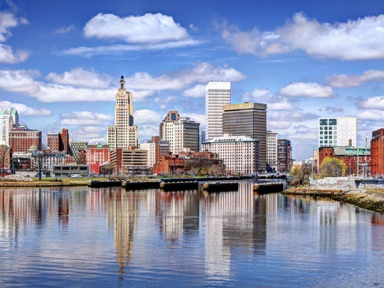Rhode Island: Providence-Warwick • Cost of living in Providence-Warwick: 0.3 percent less expensive than avg. • Cost of living in Rhode Island: 0.4 percent less expensive than avg. • Poverty rate: 12.0 percent • Median household income: $61,948