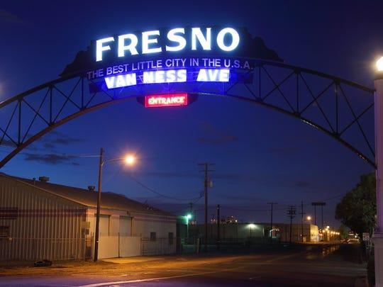 Fresno, California