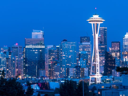 8. Seattle-Tacoma-Bellevue, Washington