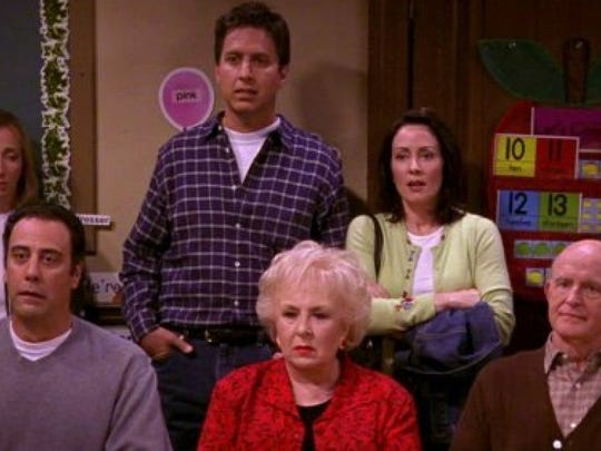 "The cast of ""Everybody Loves Raymond."""