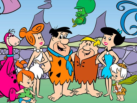 The Flintstones.