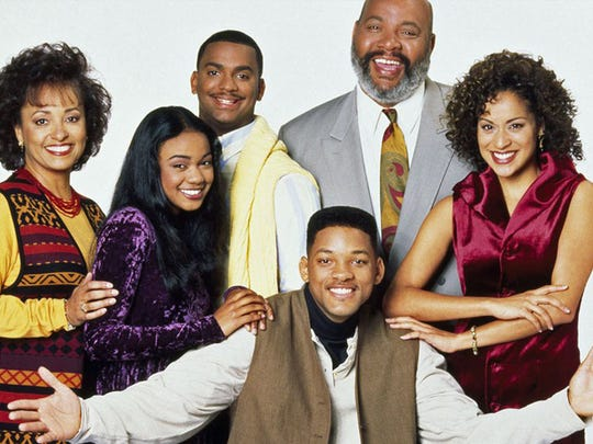 Alfonso Ribeiro starred as Carlton in the '90s sitcom 'The Fresh Prince of Bel-Air.'