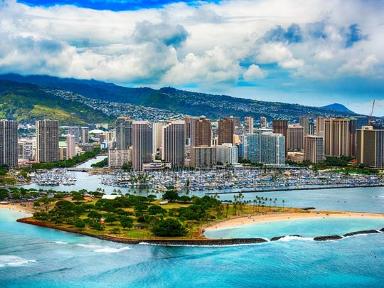 Hawaii: Honolulu County