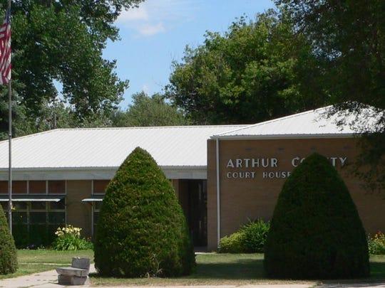 Nebraska: Arthur County
