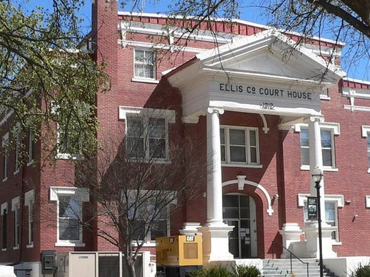 Oklahoma: Ellis County