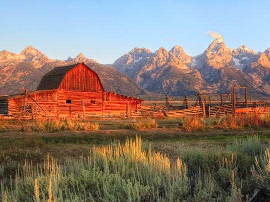 Wyoming: Teton County