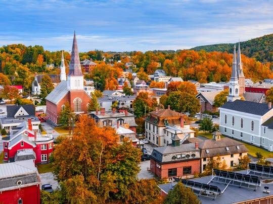 27. Vermont