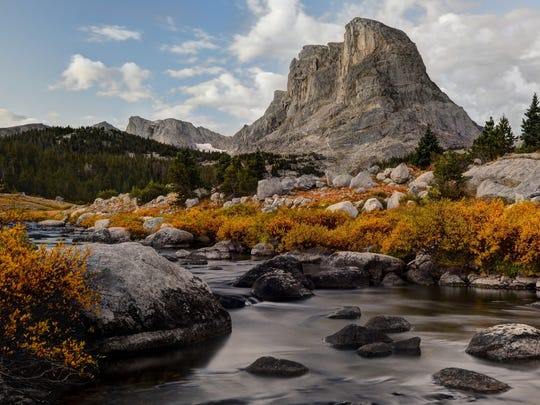 19. Wyoming