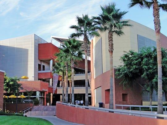 70. California State University-Los Angeles, California