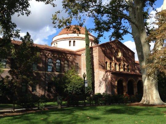 50. California State University-Chico, California