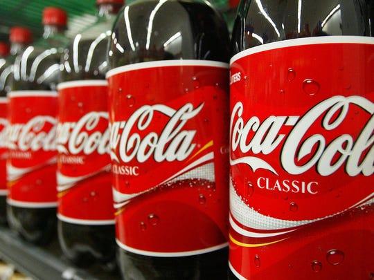 45. Coca-Cola