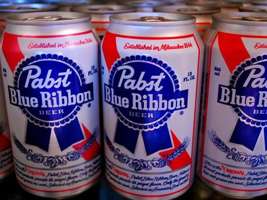 16. Pabst Blue Ribbon