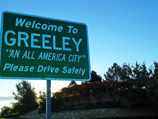 Colorado: Greeley