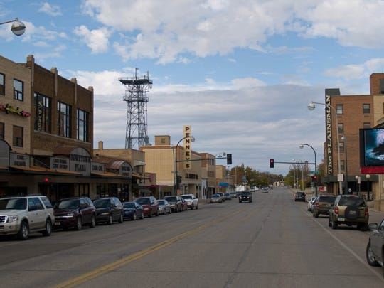 50. Williston, North Dakota