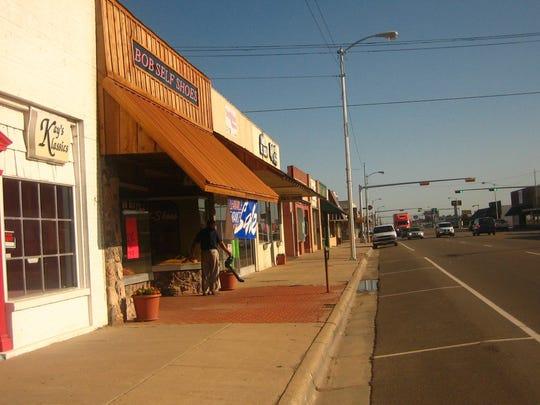 4. Dumas, Texas