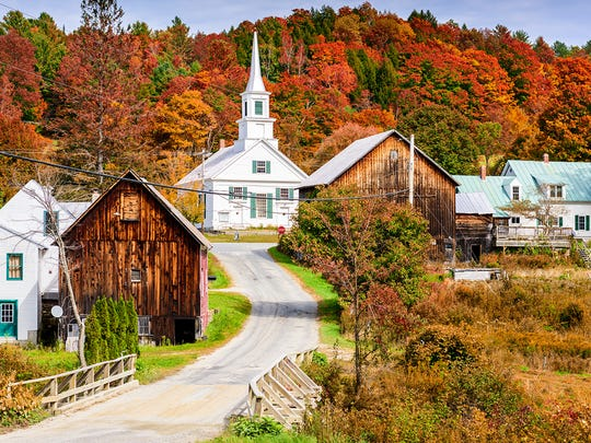 2. Vermont's population under 14 years is the lowest in the country at 15.5 percent, but it has 11.5 candy and/or chocolate shops per 100,000 people.