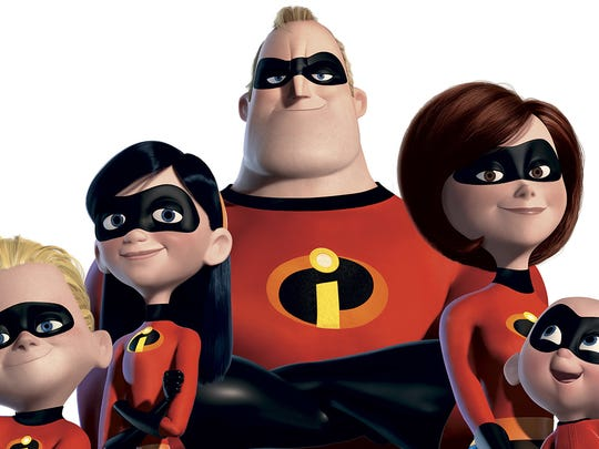 """The Incredibles 2"" will be at the Hales Corners Library on Dec. 28."