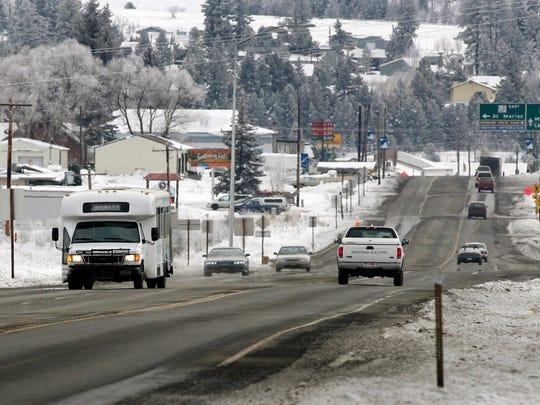 Idaho: Benewah and Owyhee Counties