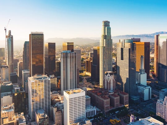 No major city in America has a higher share of residents starting their own businesses than Los Angeles.