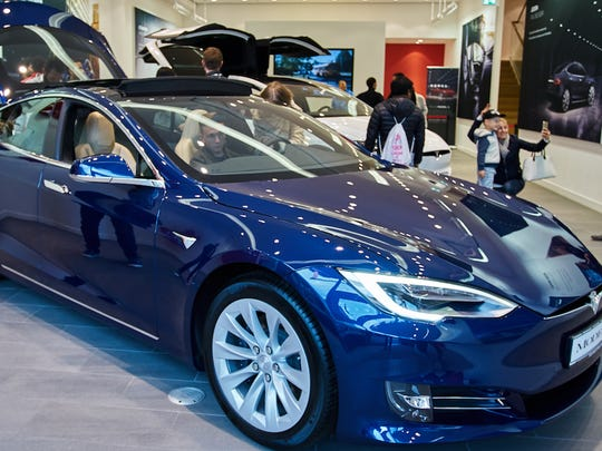 Has Tesla taken so much of the luxury industry market share that its future is assured? One former bear now thinks so.