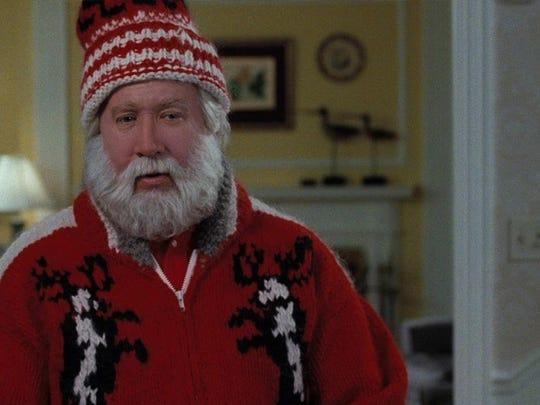 """Tim Allen in """"The Santa Clause."""""""