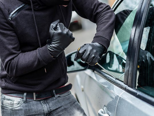 Car theft is on the rise, according to the National Insurance Crime Bureau.