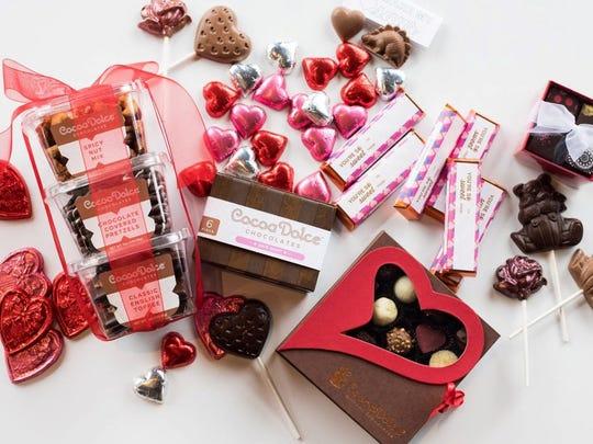 Kansas: Cocoa Dolce Artisan Chocolates