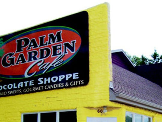 South Dakota: Palm Garden Cafe & Chocolate Shoppe